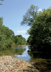 Journagen water feature