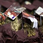 Get ready for commencement with a unique mortarboard