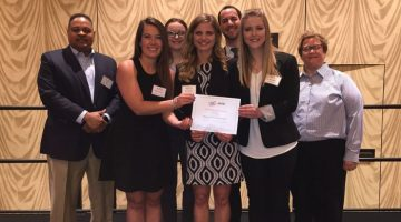 Champions Again: MSU's Ad Team wins fifth consecutive national advertising competition