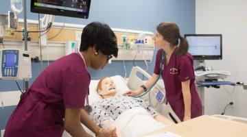 Leading the School of Nursing forward