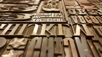 Shedding light on fonts