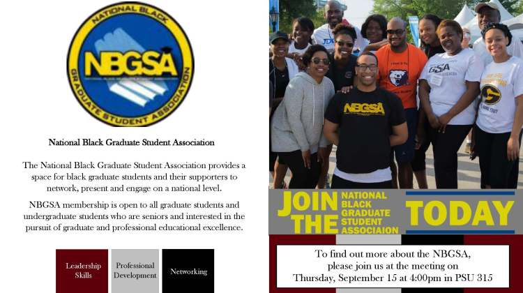 NBGSA First Meeting is this Thursday!