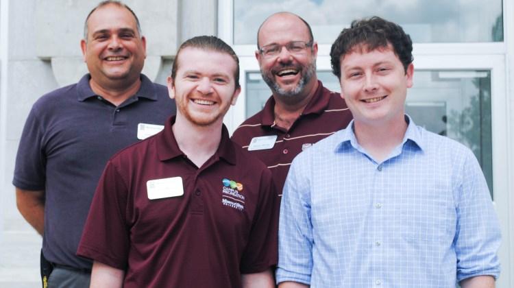 Welcome New Bears: Austin Money and Dustin Braddish!