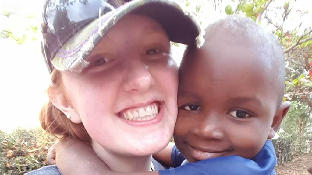 Bringing hope to Haiti: Karlie's story