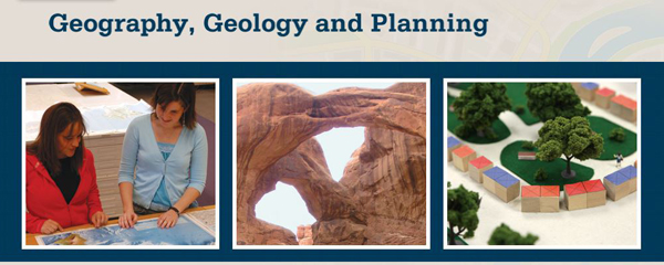 Geography, geology and planning website uses media to tell students' stories