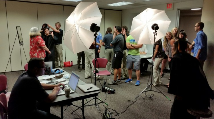 Faculty and staff free portrait days: Aug. 30-31