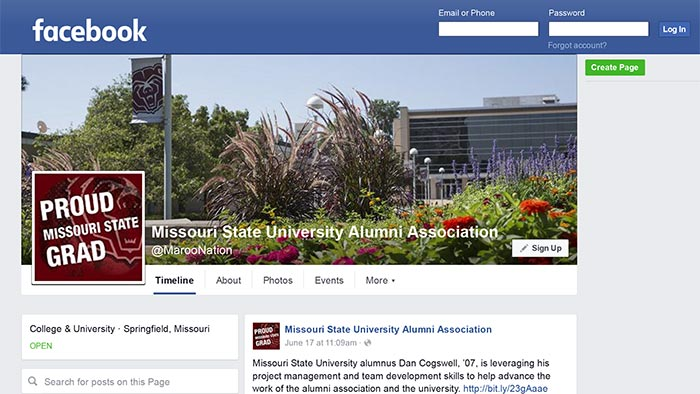 Maroonation Facebook