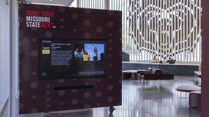 Interactive digital panels