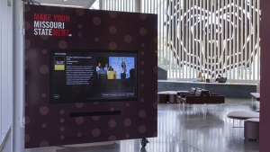 Interactive digital panels