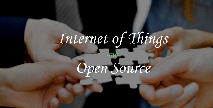 internet_of_things and open source