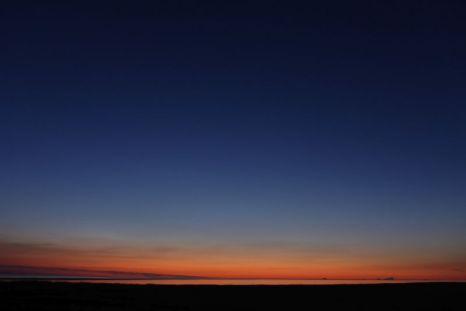 Blaue Stunde (Foto: Tore J. Mayland-Quellhorst).