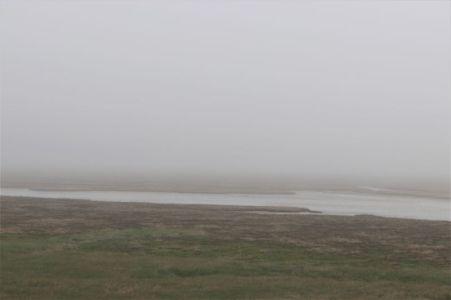 Blick gen Norden (Foto: A. de Walmont)