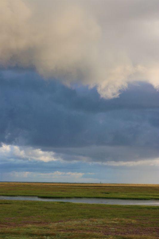 Schichtwolken