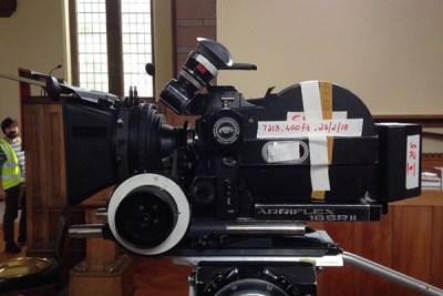 Image of film camera.
