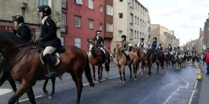 Riding of the Marches parade