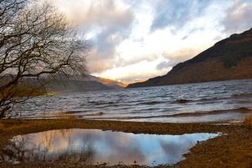 Loch Lomand sunset