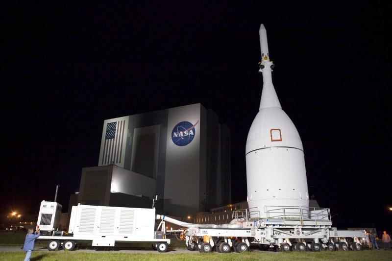 Orion for EFT-1
