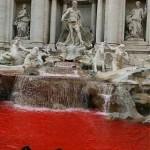 Fuente roja