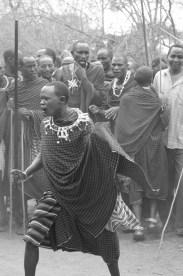Massai Warrior