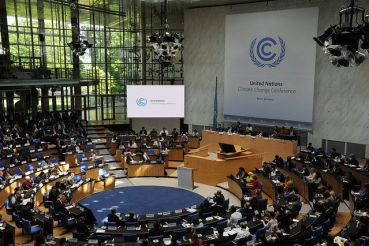 Photo courtesy of the UNFCCC