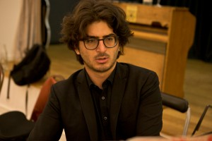 Internationale Kammermusiktage Homburg, Zweibrücken, Fasanerie, Matan Porat