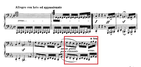 Beethoven-op.-111-1.-Satz-Takt-23
