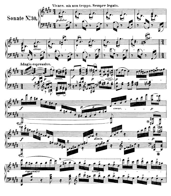beethoven-op-109-1-satz-beginn
