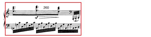 op. 111 – Eine Analyse in 335 Teilen – Takt 260