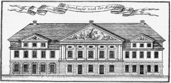 Die Liste der ewig gestrigen Opernhäuser, Edition Spielzeit 2017/2018 (Teil 1)
