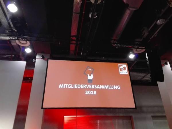 GEMA-MV 2018: Chems und Stahlrohr, Heldenleben und Filibuster