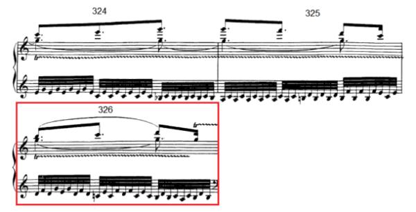 op. 111 – Eine Analyse in 335 Teilen – Takt 326
