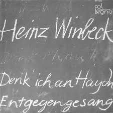 Nachruf auf Heinz Winbeck (von Stefan Hippe)