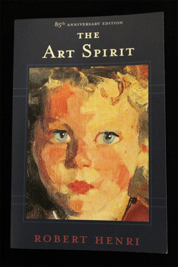 The Art Spirit. Buchempfehlung.