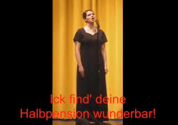 Die schlechtesten Kunstlied-Interpretationen aller Zeiten (Eine Liebeserklärung) - Folge 20