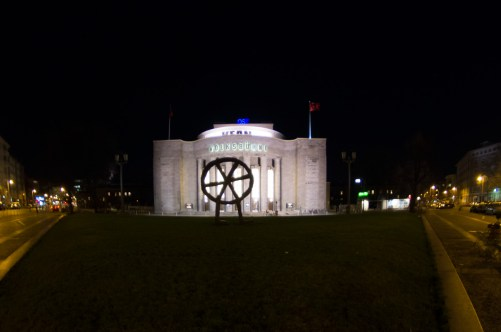 Volksbühre in Berlin