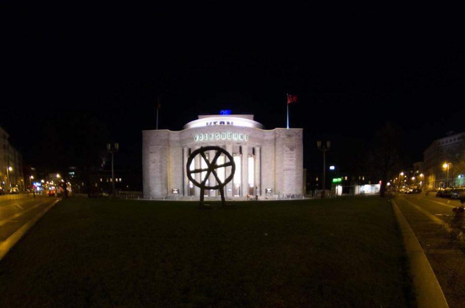 Volksbühre in Berlin