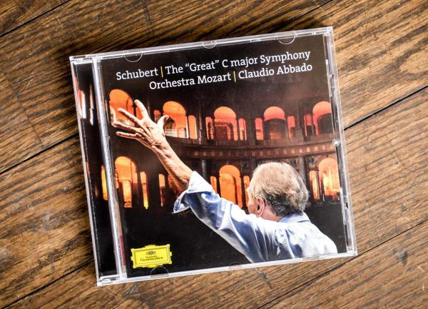 Cover Abbado Schubert