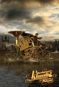 Berliner Philharmoniker. Plakat