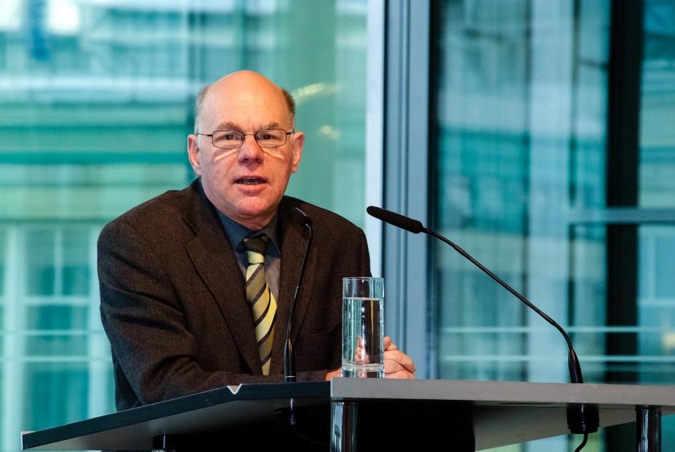 Norbert Lammert. Foto: Hufner