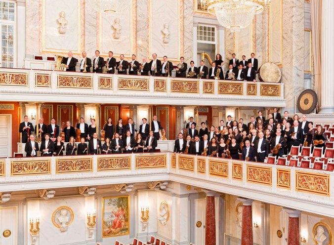 Konzerthausorchester Berlin. Foto: Marco Borggreve
