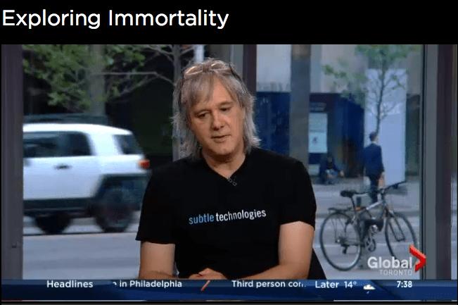 Exploring Immortality | Global News Video