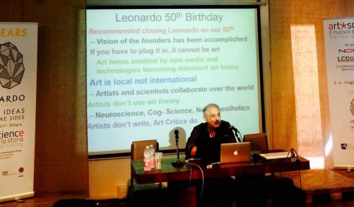 art*science 2017/Leonardo 50 – All the pictures