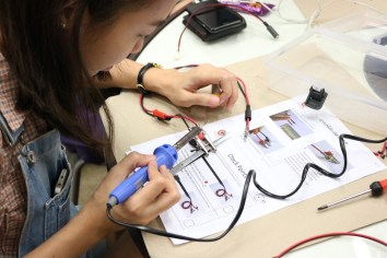 DO YOU KNOW - Soldering is a process in which two or more metal items are joined together.