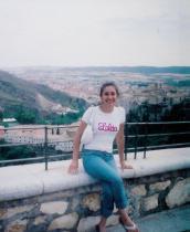 Ms. Acosta in Spain