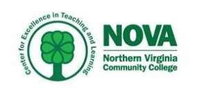 NOVA Center for Excellence in Teaching and Learning
