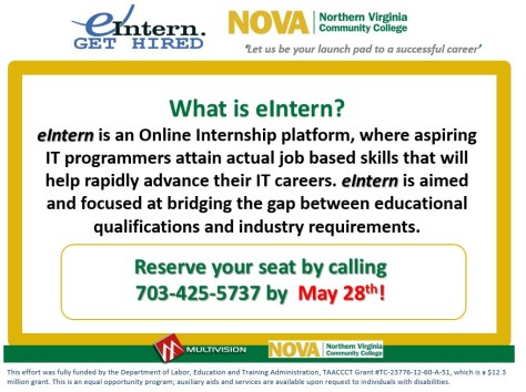 What is eIntern