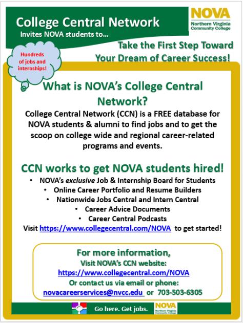 College Centural Network