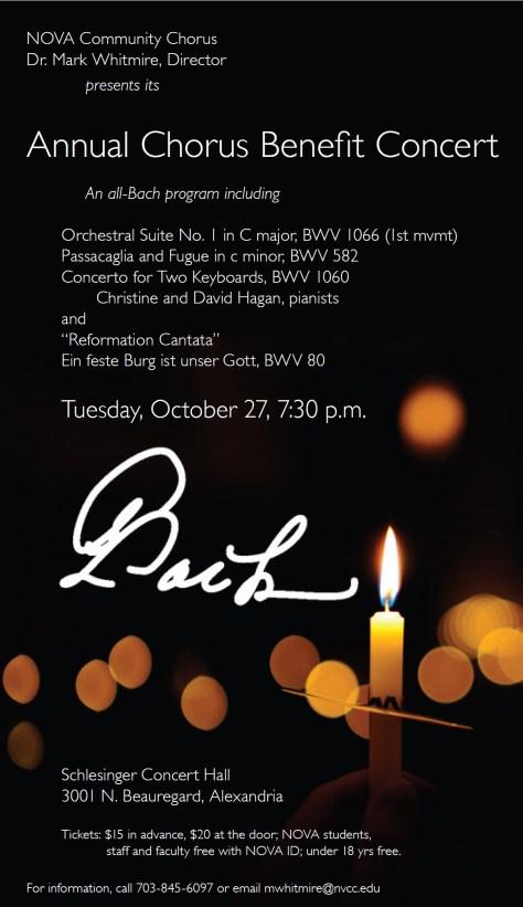 Annual Chorus Benefit Concert