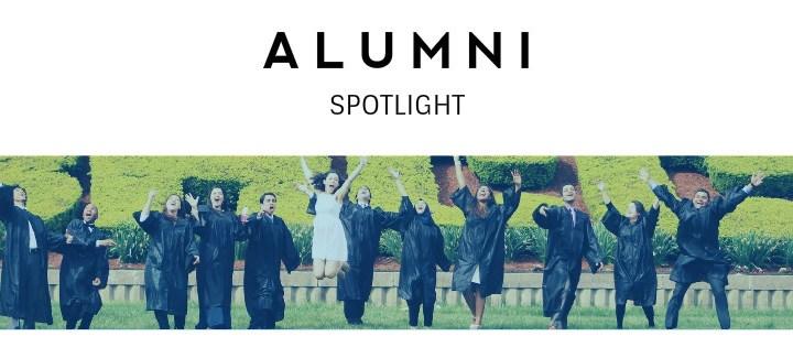 Alumni Spotlight Banner