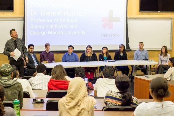CCI NOVA HeForShe Panel